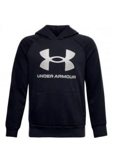 Under Armour Rival Kids' Sweatshirt Black 1357585-001 | Kids' Sweatshirts | scorer.es