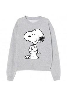 Sun City Snoopy Women's Sweatshirt Grey TH8670 | Women's Sweatshirts | scorer.es