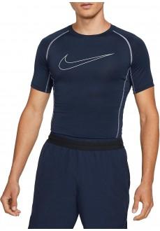 Nike Dri-Fit Men's T-shirt Navy blue DD1992-451 | Running T-Shirts | scorer.es