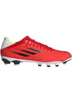 Zapatillas Hombre Adidas X Speedflow.3 Mg Rojo FY3269 | scorer.es