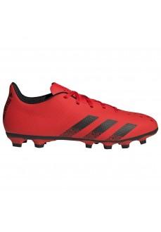 Zapatillas Hombre Adidas Predator Freak 4 Rojo FY6319 | scorer.es
