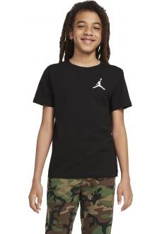Nike Air Jordan Kids' T-shirt Black 95A873-023   Kids' T-Shirts   scorer.es