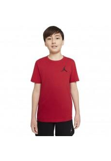 Nike Air Jordan Kids' T-shirt Red 95A873-R78   Kids' T-Shirts   scorer.es