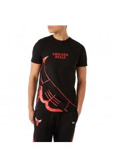 Camiseta New Era Enlarged Chicago Bulls