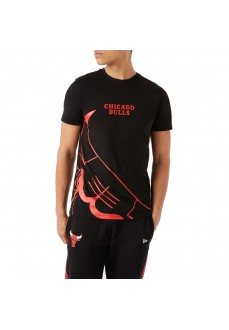 New Era Enlarged Chicago Bulls Men's T-shirt 12827220 | Basketball clothing | scorer.es