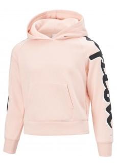 Champion Kids' Sweatshirt Pink 404209-PS157 | Kids' Sweatshirts | scorer.es