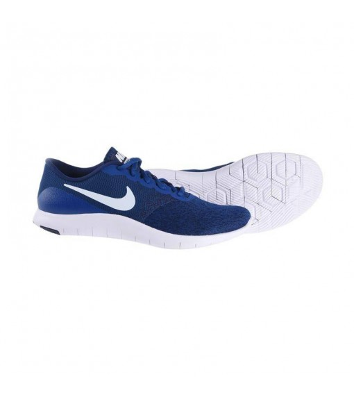Nike Flez withtact Blue/White Running Shoes | Men's Trainers | scorer.es