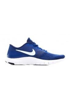 Zapatillas de running Nike Flez Contact Azul/Blanco