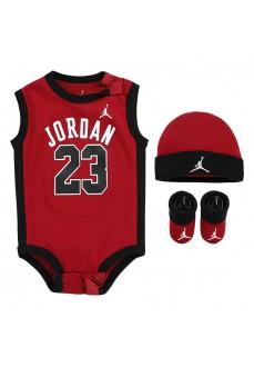 Nike Jordan Bodysuit + Hat + Bootie Red MJ0208-R78   Outfits   scorer.es