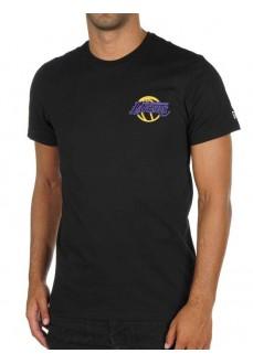 New Era LA Lakers NBA Men´s T-Shirt Black 12827210 | Basketball clothing | scorer.es