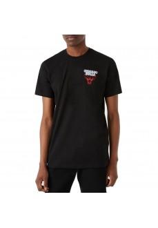 Camiseta Hombre New Era Chicago Bulls Negro 12827212 | scorer.es