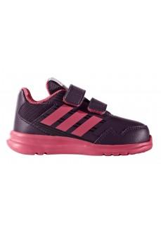 Zapatillas Adidas Alta Run lila para niño/niña