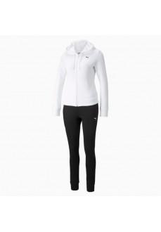 Chándal Mujer Puma Classic Hooded Blanco 589132-02