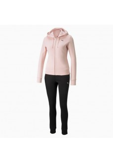 Puma Classic Hooded Woman´s Tracksuit Pink 589132-36   Women's Tracksuits   scorer.es
