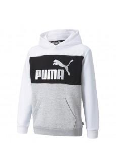 Sudadera Niño/a Puma Essential+Colorblock Varios Colores 846128-02 | scorer.es