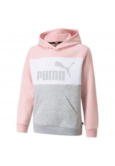 Sudadera Niño/a Puma Essential+Colorblock Varios Colores 846128-36 | scorer.es