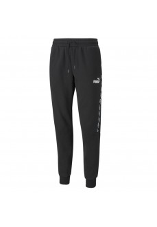Puma Power Men's Sweatpants Black 589397-01 | Men's Sweatpants | scorer.es