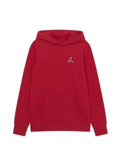 Jordan Kid´s Sweatshirt Red 95A715-R78 | Kids' Sweatshirts | scorer.es