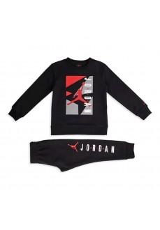 Nike Jordan Fleece/Terry Kids' Tracksuit Black 85A834-023 | Kid's Tracksuits | scorer.es