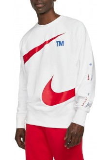 Sudadera Hombre Nike Sportswear Swoosh DD5993-100 | scorer.es