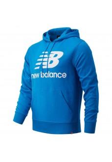 Sudadera Hombre New Balance Essentials Logo MT03558 OBR | scorer.es