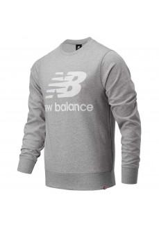 Sudadera Hombre New Balance Essentials Logo MT03560 AG | scorer.es