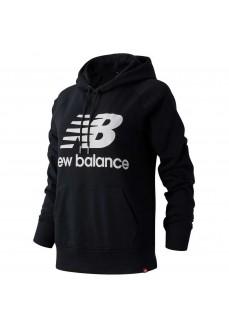 Sudadera Mujer New Balance Essentials WT03550 BK | scorer.es