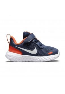 Nike Revolution 5 Kids' Shoes BQ5673-410   Kid's Trainers   scorer.es