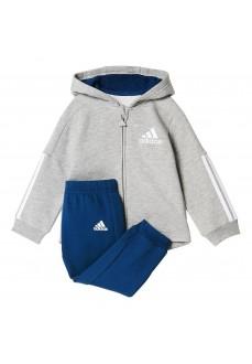 Chándal Adidas Jogger Gris/Azul