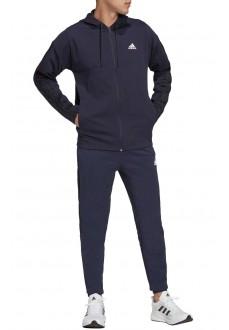 Adidas Sportswear Ribbed Inse Men's Tracksuit H42015   Men's Tracksuits   scorer.es