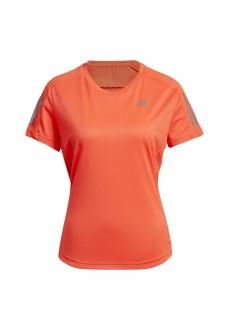 Adidas Own The Run Women's T-shirt H30044 | Running T-Shirts | scorer.es