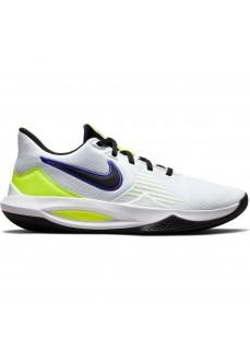 Nike Precision 5 CW3403-100 | Basketball shoes | scorer.es