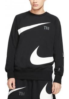Nike Sportswear Swoosh Men's Sweatshirt DD5993-010 | Men's Sweatshirts | scorer.es