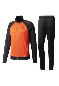 Chándal Adidas Marker Negro/Naranja