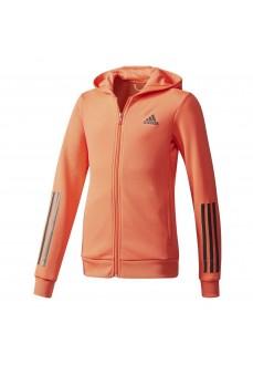 Sudadera Adidas con capucha Coral/Negro