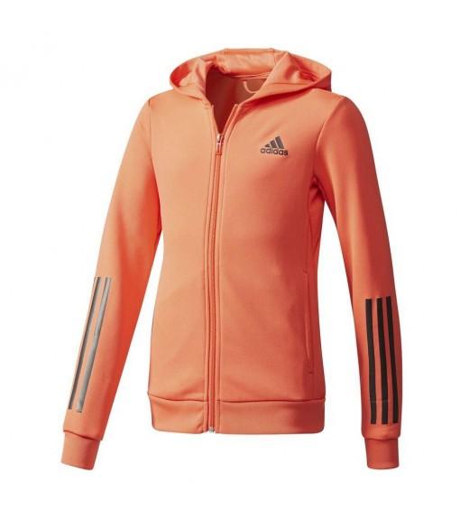 Sudadera Adidas con capucha Coral/Negro | scorer.es