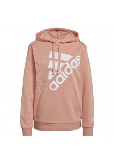 Adidas Brand Love Slanted Women's Sweatshirt GS1373 | Women's Sweatshirts | scorer.es