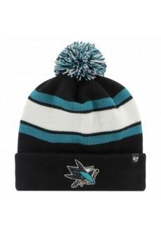 Brand47 San Jose Sharks Hat H-WYLND22ACE-BK | Hats | scorer.es