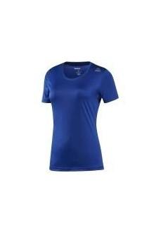Camiseta de running Reebok Azul