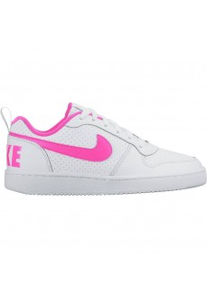 Zapatillas Nike Court Borough Blanco/Rosa