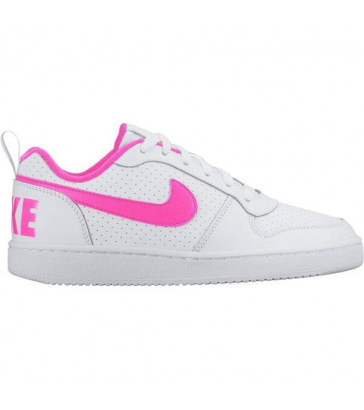 Zapatillas Nike Court Borough Blanco/Rosa | scorer.es