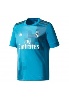 Camiseta Adidas Real Madrid Azul/Blanco