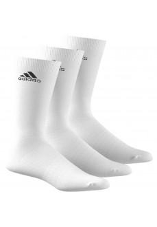 Calcetines Adidas altos pack3 Blanco/Blanco/Negro