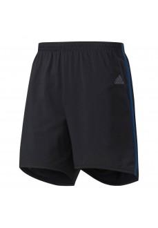 Pantalón corto Adidas de running Negro