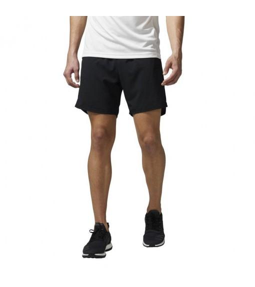 Pantalón corto Adidas de running Negro | scorer.es