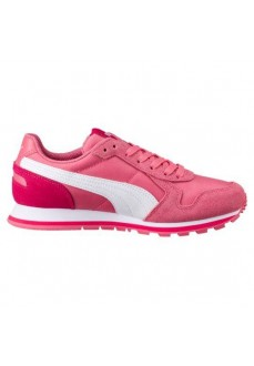 Zapatillas Puma Runner Junior Rapture rosa