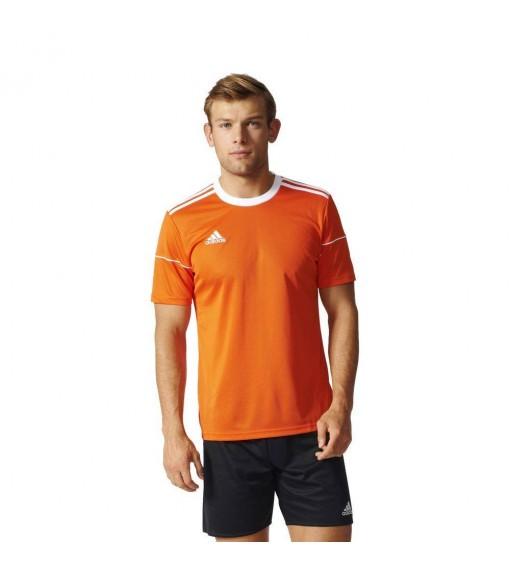 Camiseta Adidas Squad 17 Naranja/Blanco | scorer.es