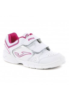 Zapatillas Joma W.School Junior 710 Blanco/Rosa