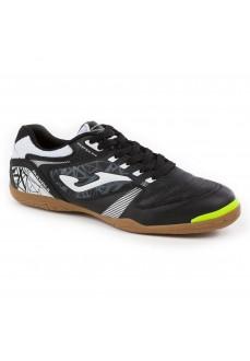 Zapatillas de fútbol Joma Maxima 701 Negro Indoor
