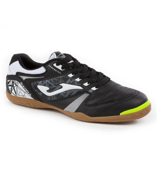 Zapatillas de fútbol Joma Maxima 701 Negro Indoor | scorer.es